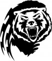 Tribal Bear Sticker Decals 15