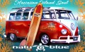 Nalu Blue Hawaiian Decals