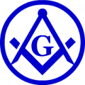 Lodge of Master Masons Wall Decal