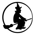 Holloween Holiday Decal4