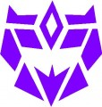 Decepticon Wall Decal 3