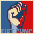 Fist Bump Sticker