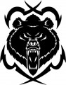 Tribal Bear Sticker Decals 19