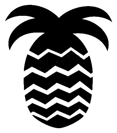 Pineapple Sticker Food And Drink Decal Food And Drink