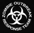 Zombie Team Wall Decal